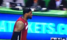 "Celtics Announcer Tommy Heinsohn Mocks the Referees and ""The Great LeBron"" (Video)"