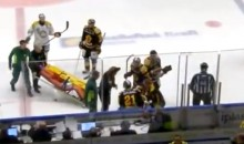 This Headshot from the Swedish Elite League Is as Vicious as They Come (Video)