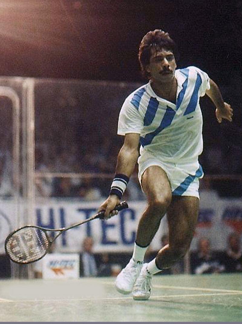 jahangir khan (pakistani squash player) - impressive winning streaks