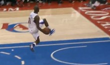 Jamal Crawford and Blake Griffin Give Us the Alley-Oop Dunk of the Year (Video)