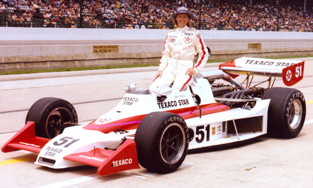 janet guthrie indy 500 - female sports firsts