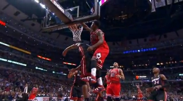 jimmy butler posterize chris bosh