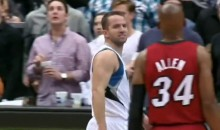 J.J. Barea Hurled Foul Language at Ray Allen Following an Altercation Last Night (Video)