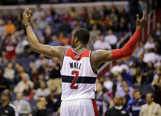 john wall career high