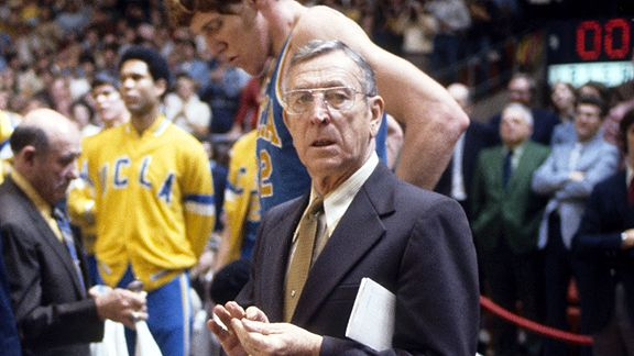 john wooden ucla - ncaa tournament trivia