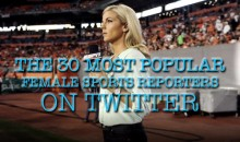 The 30 Most Popular Female Sports Reporters on Twitter