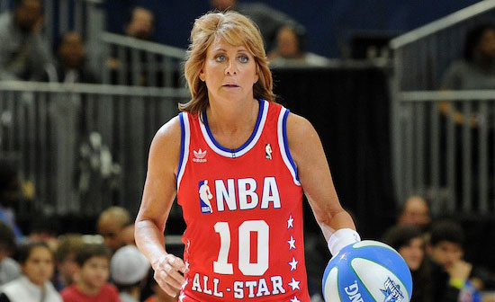 nancy lieberman - female sports firsts
