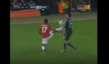 UEFA Champions League: Nani's Red Card the Difference as Real Madrid Beat Manchester United (Video)