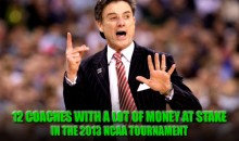 12 Coaches with a Lot of Money at Stake in the 2012 NCAA Tournament