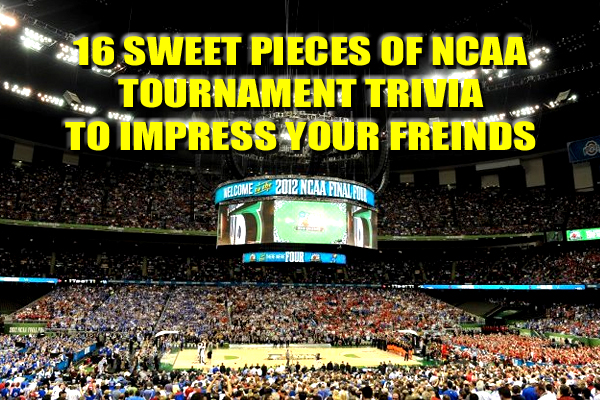 ncaa tournament march madness trivia
