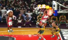 What if Kim Jong-un and Dennis Rodman Were On the Same NBA Jam Team? (Video)