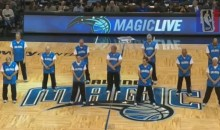 Check Out the Orlando Magic Dancing Dads (Video)
