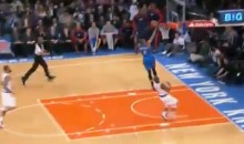 Watch Russell Westbrook Get Rejected by the Rim (Video)