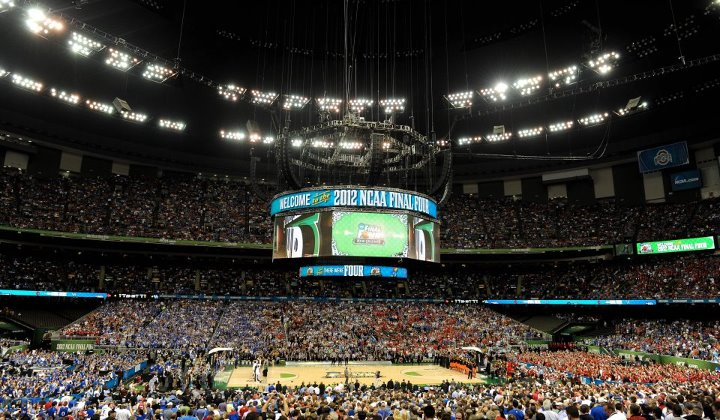 superdome final four 2012 - ncaa tournament trivia