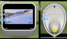 "Lehigh Valley IronPigs to Install ""Urinal Gaming System"" in Ballpark Restrooms (Video)"