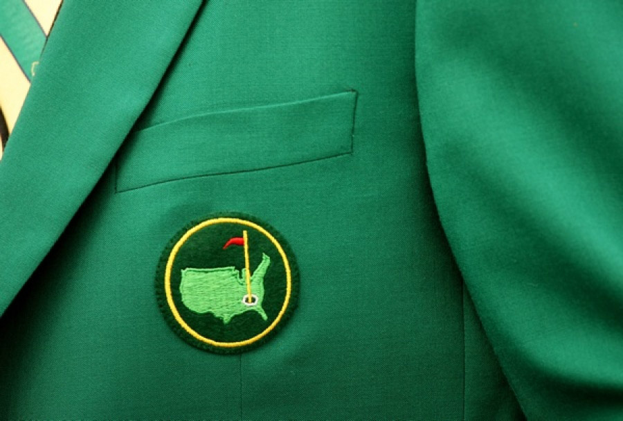 1 masters augusta green jacket