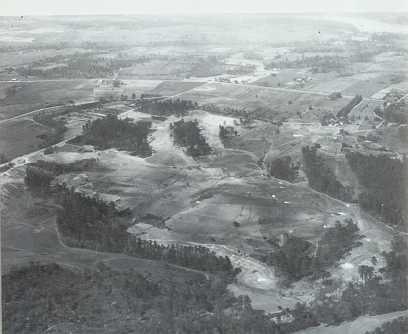 10 augusta national in 1930