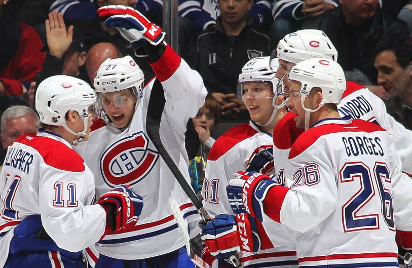 10 montreal canadiens - 2013 stanley cup playoffs