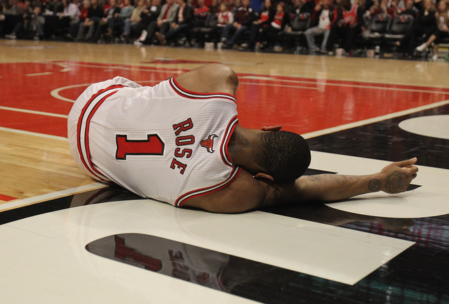 12 derrick rose injury 2012 playoffs - biggest nba playoff upsets