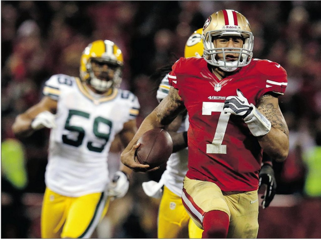 13 colin kaepernick - biggest nfl draft steals