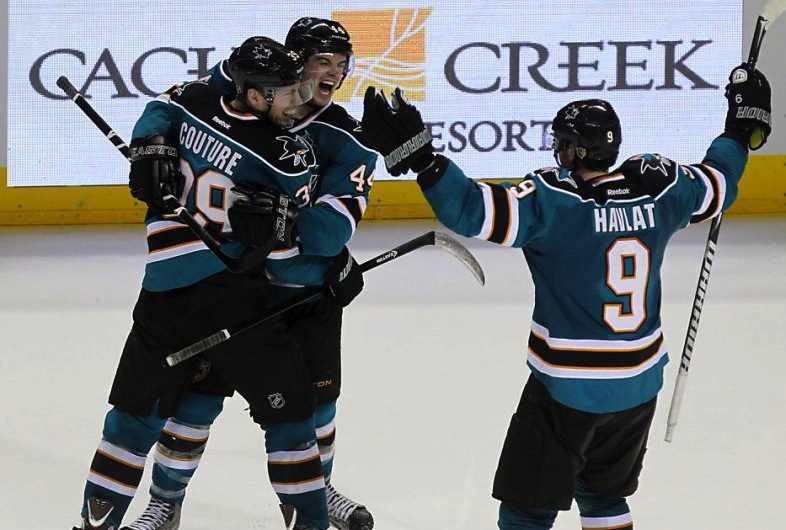 13 san jose sharks - 2013 stanley cup playoffs