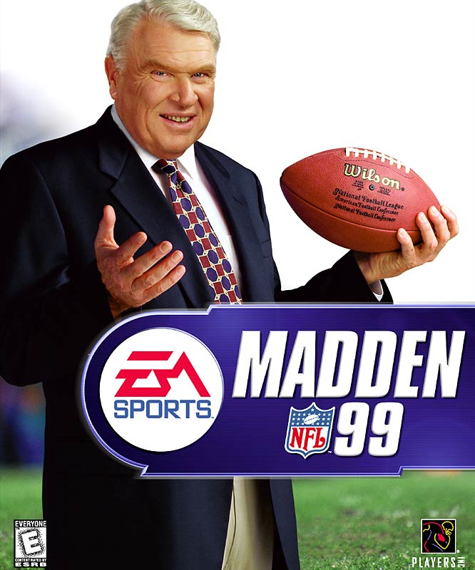 16 Madden NFL 99 - madden nfl covers