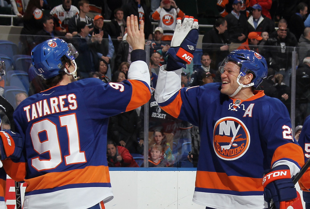 16 new york islanders john tavares - 2013 stanley cup playoffs