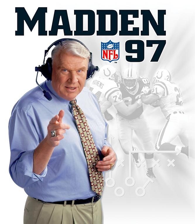18 Madden NFL 97 - madden nfl covers
