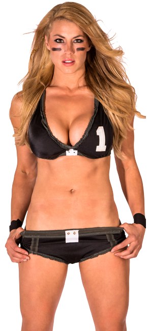 2 Los Angeles Temptation - Liz Gorman - hottest lfl teams 2013