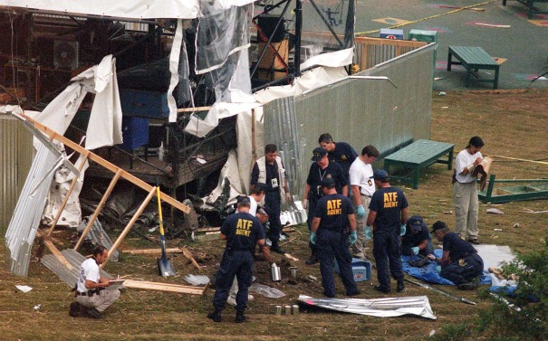 2 Olympic Park bombing 1996 atlanta
