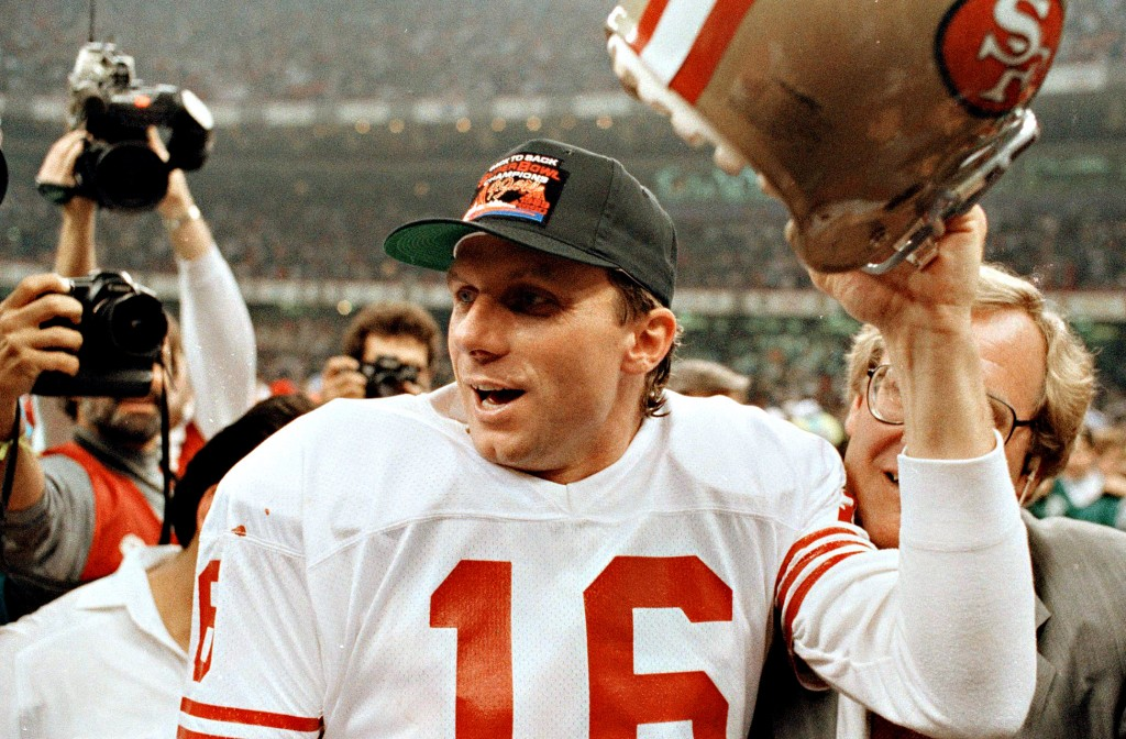 2 joe montana - biggest nfl draft steals