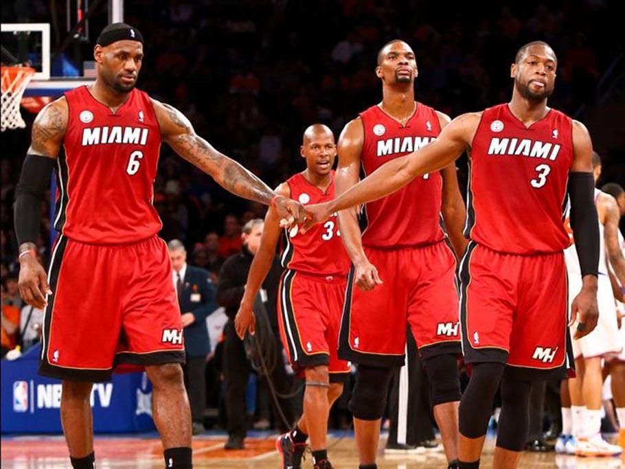 2 miami heat - nba playoffs 2013 storylines