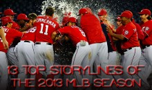13 Top Storylines of the 2013 MLB Season