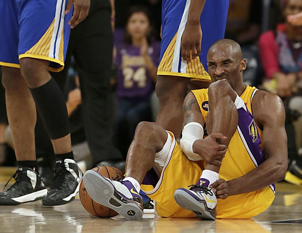 3 kobe bryant injury - nba playoffs 2013 storylines