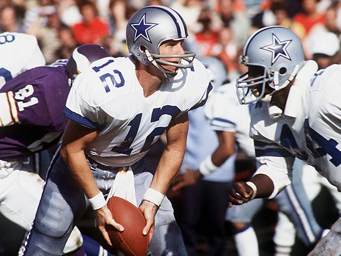5 roger staubach - biggest nfl draft steals