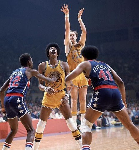 5 warriors bullets 1975 - biggest nba playoff upsets