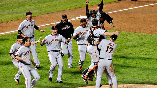 6 giants world series 2012 - 2013 mlb storylines