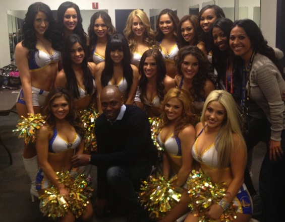 7 golden state warriors cheerleaders - hottest cheerleaders 2013 nba playoffs