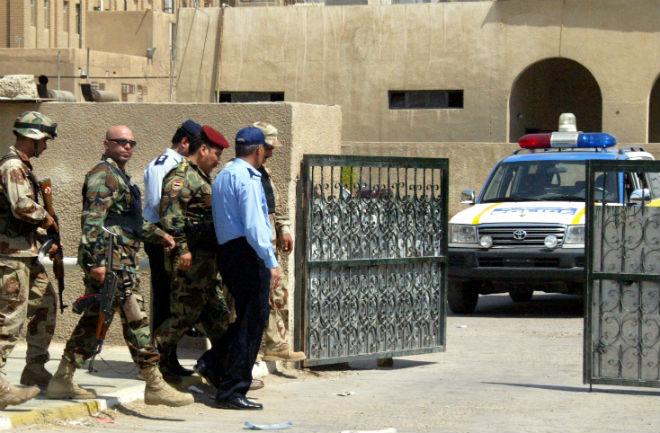 7 iraqi olympic team terror attacks 2006