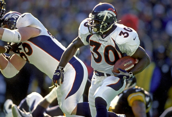 7 terrell-davis-broncos - biggest nfl draft steals