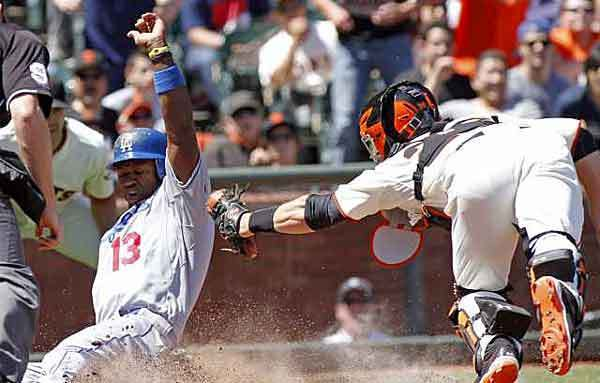 8 giants dodgers nl west - 2013 mlb storylines