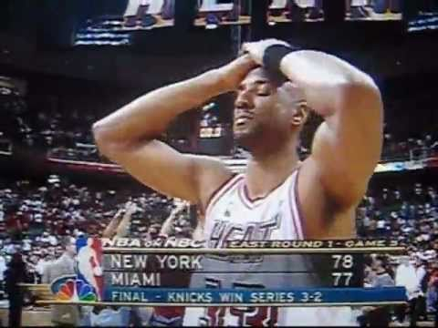 9 knicks heat 1999 - biggest nba playoff upsets