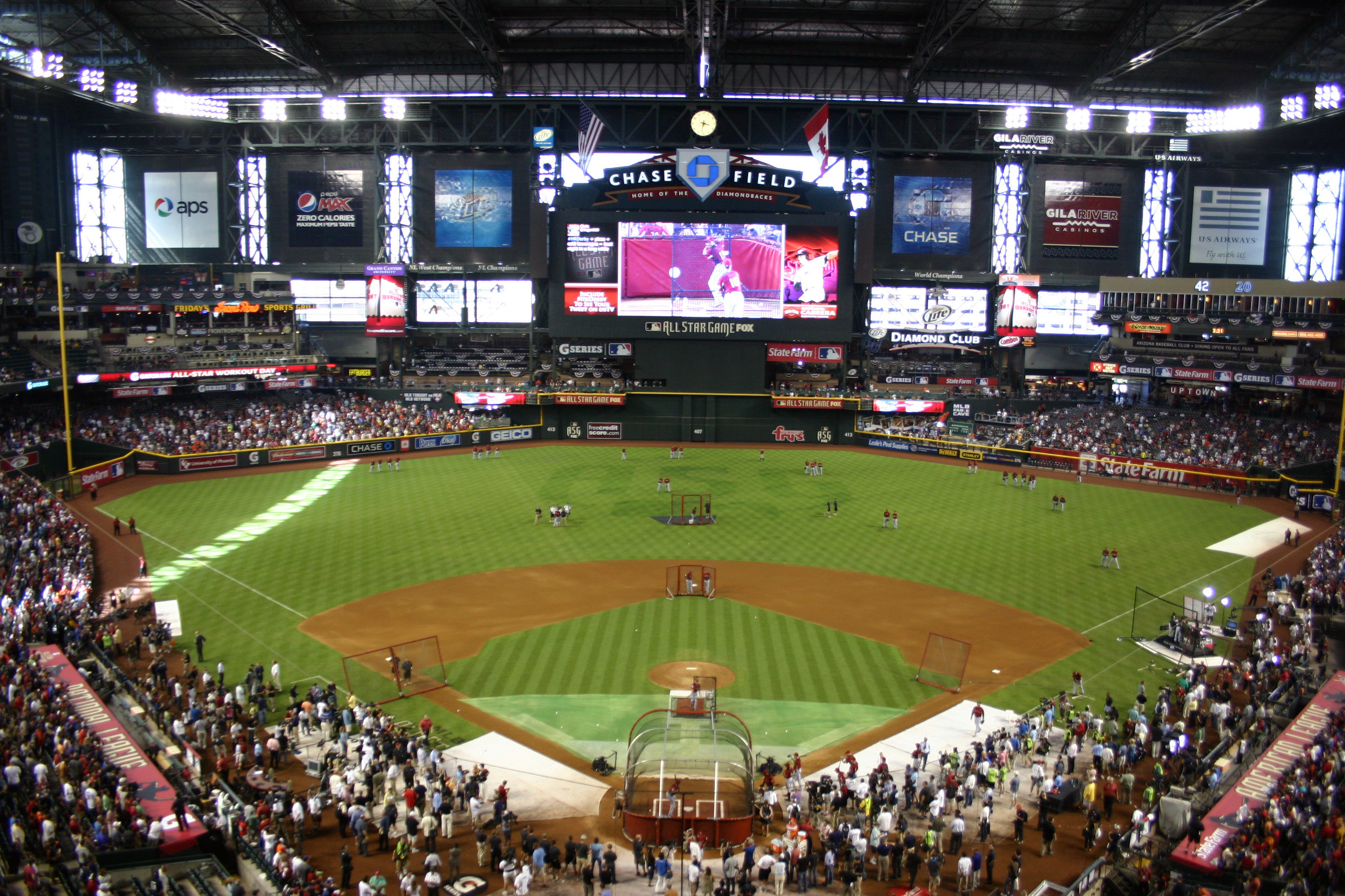 MLB Ballpark Rankings: The Best Places to Catch a Game in ...