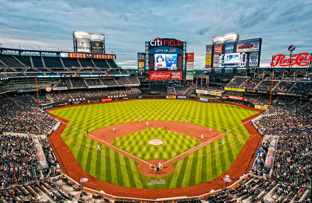 Citi Field - best MLB stadiums 2013