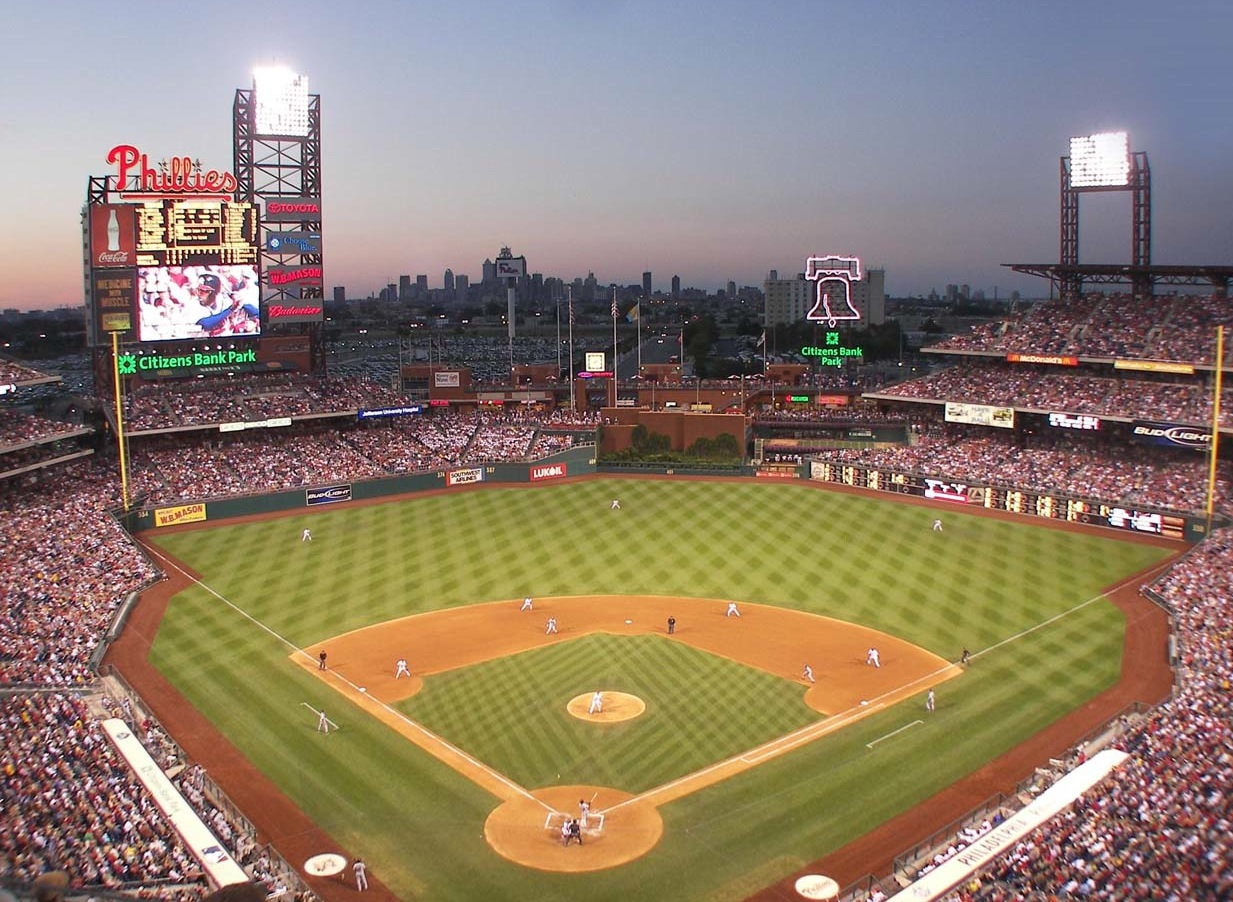 Citizens Bank Park - best MLB stadiums 2013