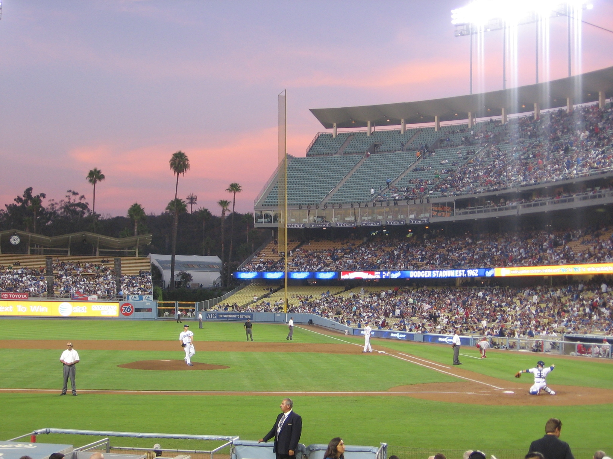 Dodger Stadium - best MLB stadiums 2013