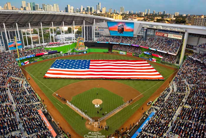 Marlins Park - best MLB stadiums 2013