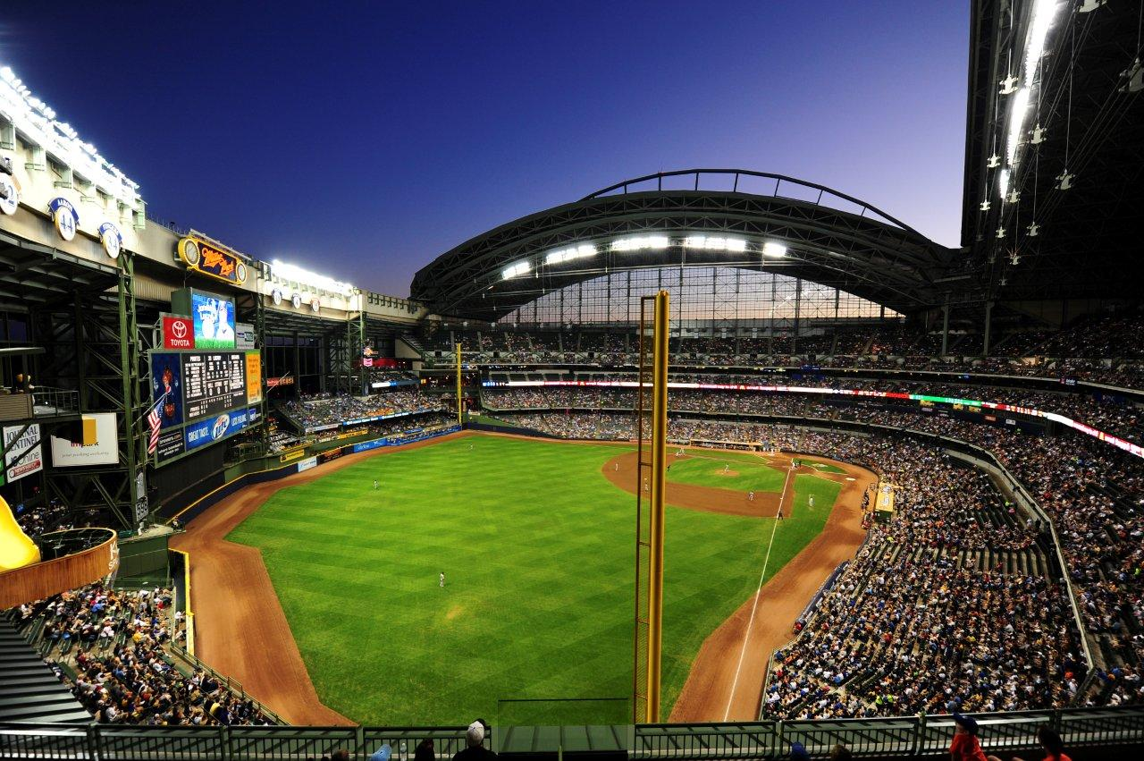 Miller Park - best MLB stadiums 2013