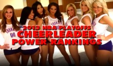 2013 NBA Playoffs Cheerleader Power Rankings