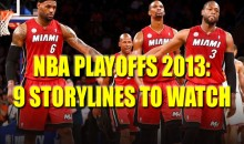 NBA Playoffs 2013: 9 Big Storylines to Watch